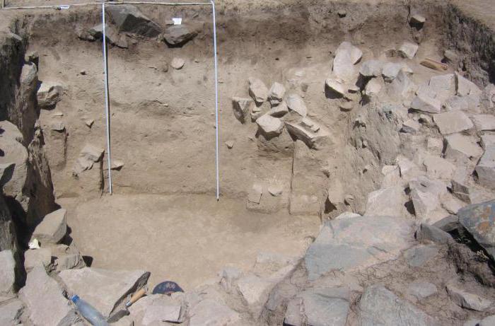 Cultura di Andronovo dell'età del bronzo