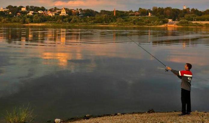 pesca a Murom