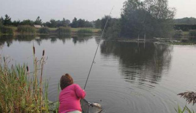 Ho pagato la pesca a Murom