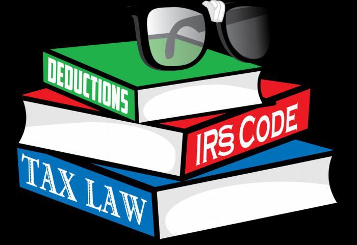 legislazione in materia di imposte e tasse
