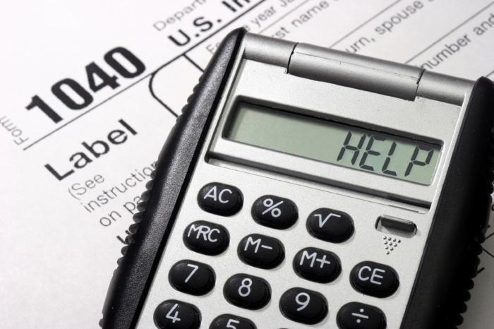 elenco delle tasse federali