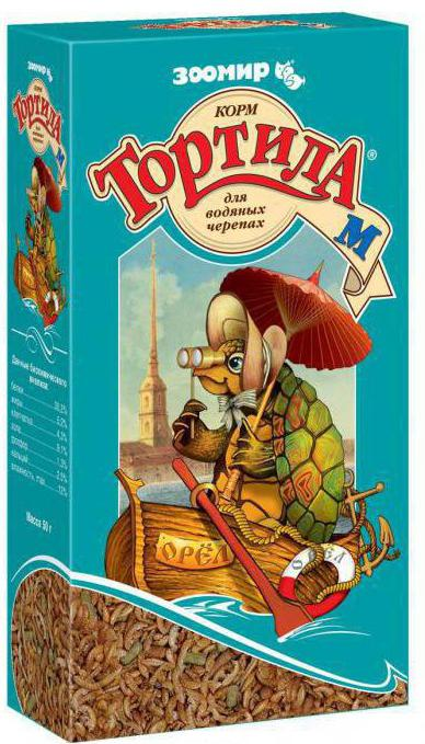 mangime per tortilla per tartarughe