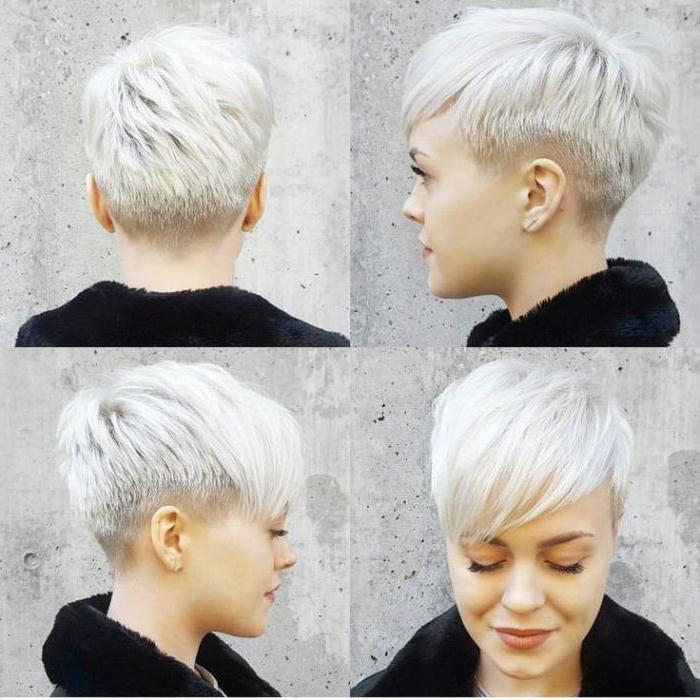pixie frizura za fine dlake