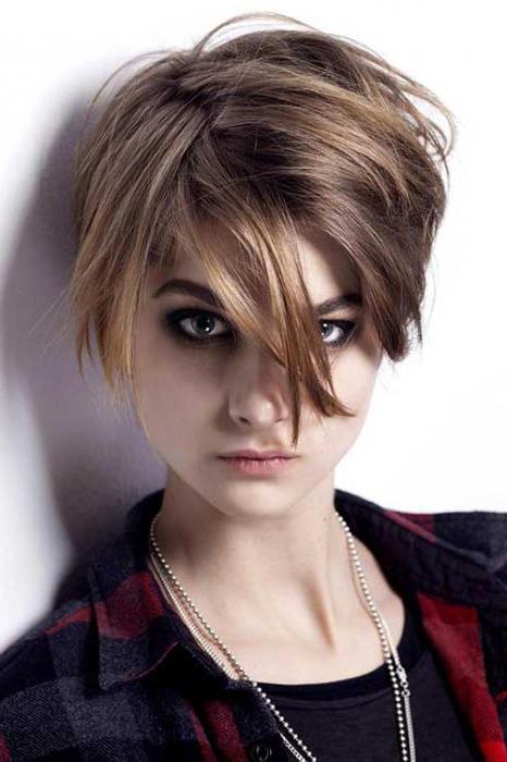 pixie možnosti frizure
