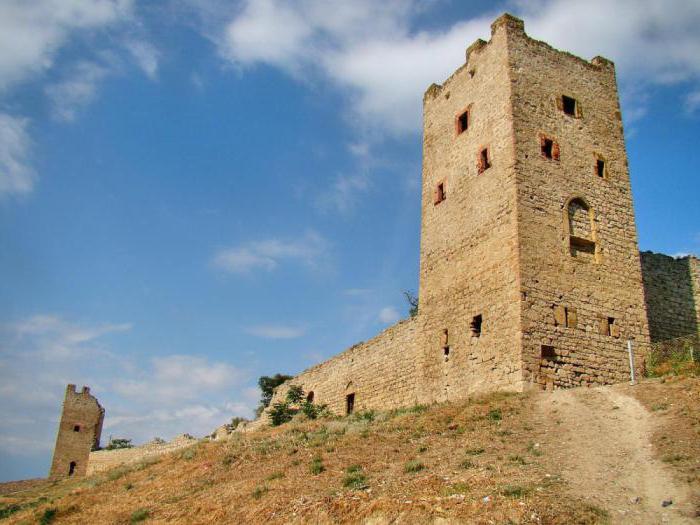 Genoveška trdnjava Cafe Theodosius