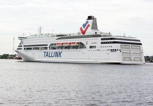 traghetto Riga-Stoccolma foto