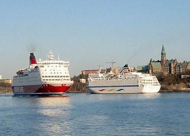 crociera sul traghetto Riga-Stoccolma