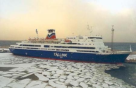 Traghetto Riga-Stoccolma tempo di percorrenza
