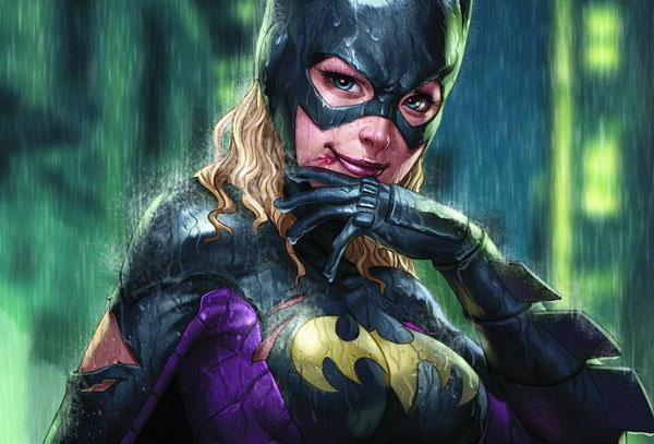 Stephanie smeđa fiktivni superheroj