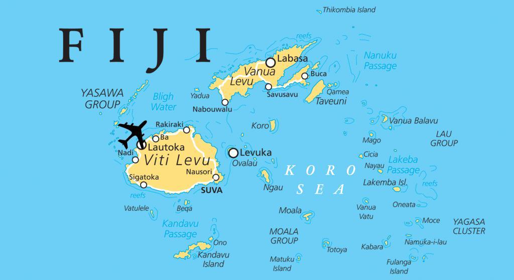 Резултат с изображение за Фиджи е обявена за република.