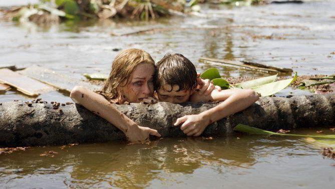 film sull'alluvione in Tailandia