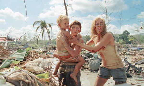 film sull'alluvione in Tailandia 2012 impossibile