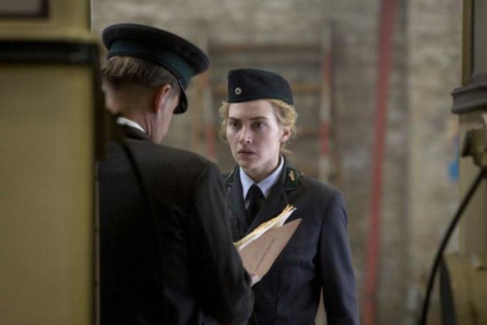 lettore di film con recensioni di Kate Winslet