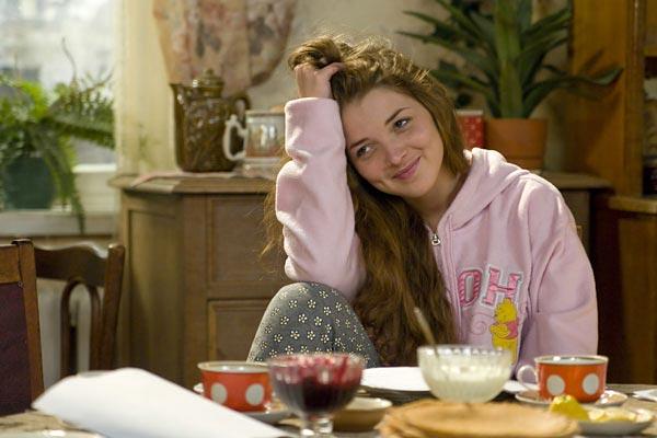 Daria Ivanova nella serie