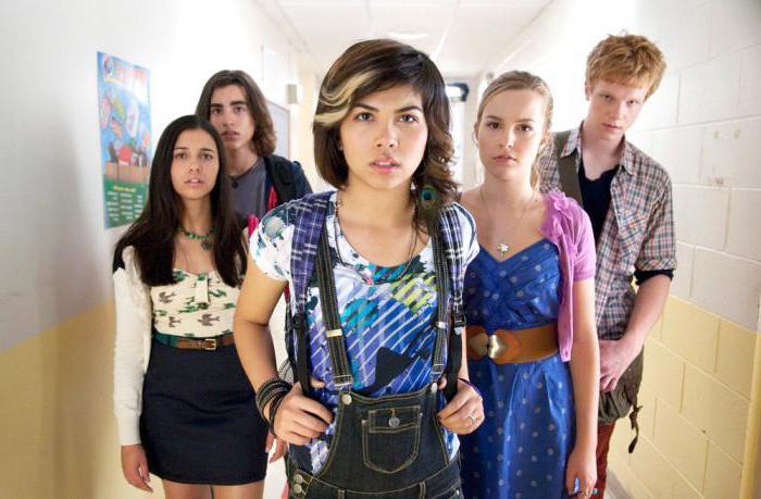 amerykańskie filmy dla nastolatków