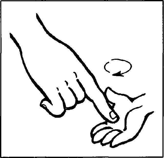 ćwiczenia na palec przez 2 lata