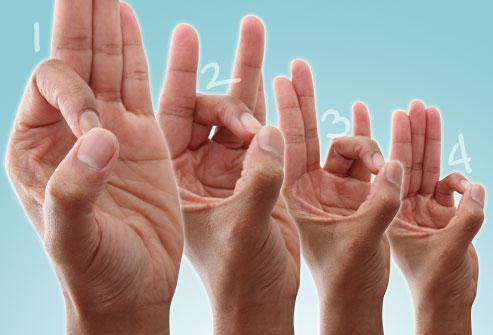 gimnastika prstom za predškolce