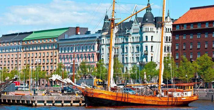 la capitale della Finlandia è Helsinki
