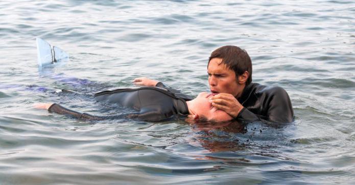 pronto soccorso per l'annegamento del soffocamento