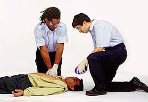 první pomoc první pomoci