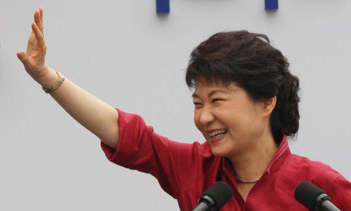 Председник Јужне Кореје