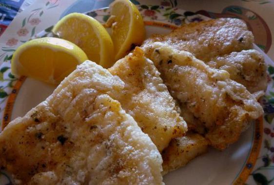kuhajte filete riba u pećnici