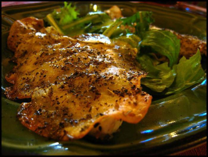 recepti za kuhanje ribe