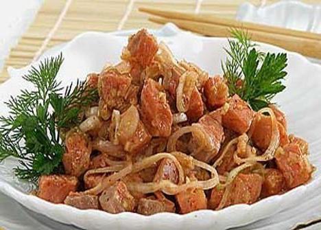 рецепт за рибу хех