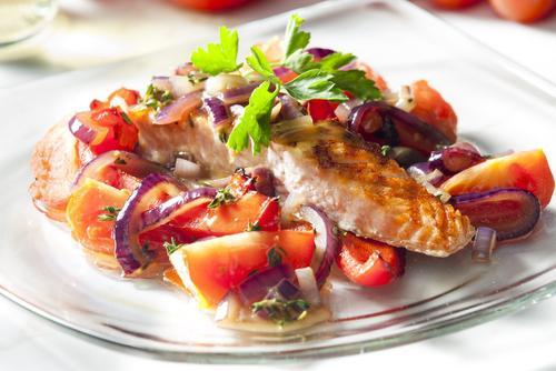 pesce fritto sotto marinata