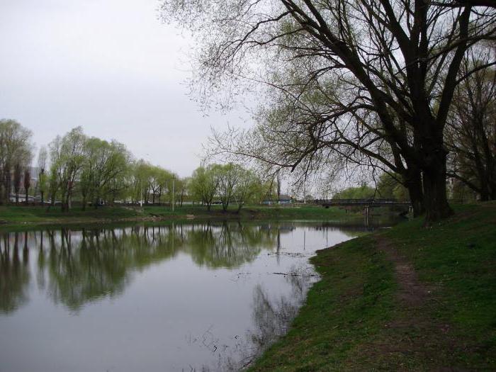 Belgorodské jezera