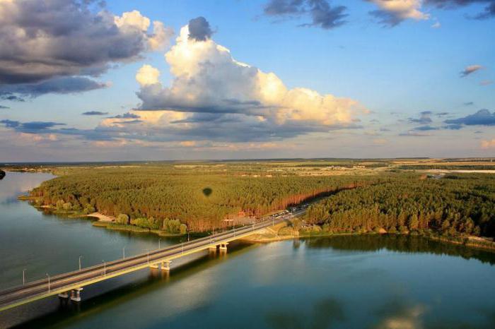 Belgorodské rybníky