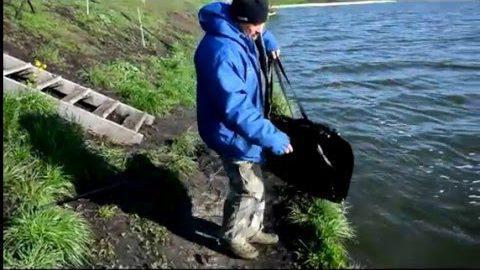 Риболов у Белгородској области