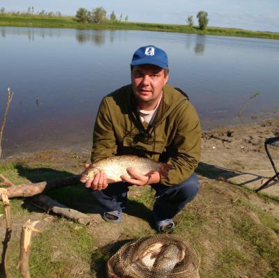 Риболов на ид