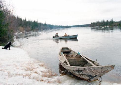 Риболов в Ханти-Мансийск