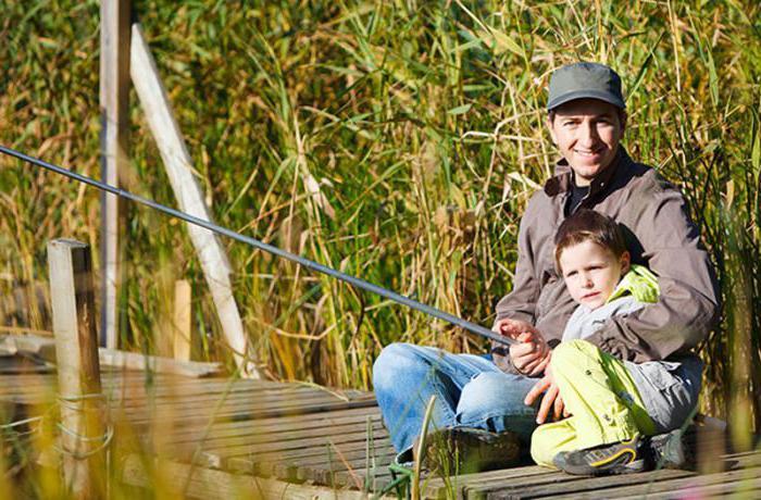 pesca dei laghi cancerogeni
