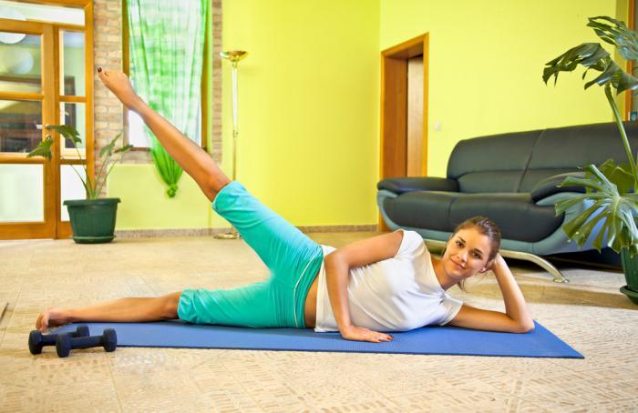 fitness kod kuće
