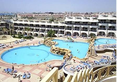 Lokacija hotela Signal u Hurgadi
