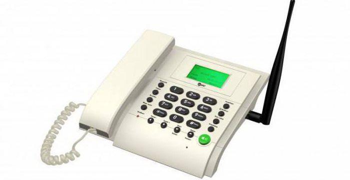 GSM стационарен мобилен телефон SIM карта
