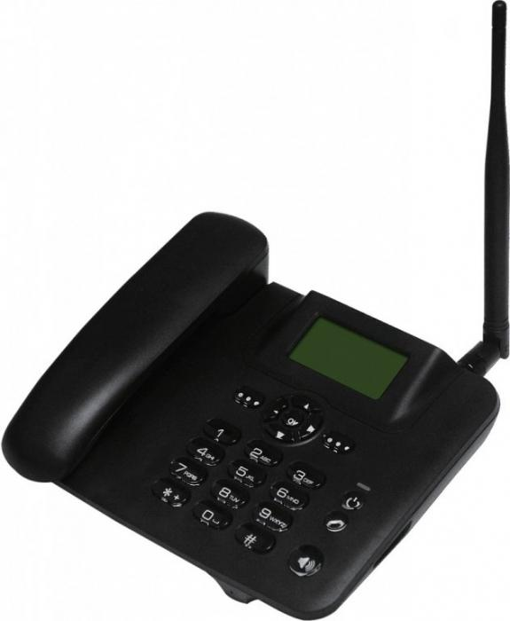 стационарен телефон със SIM карта tele2