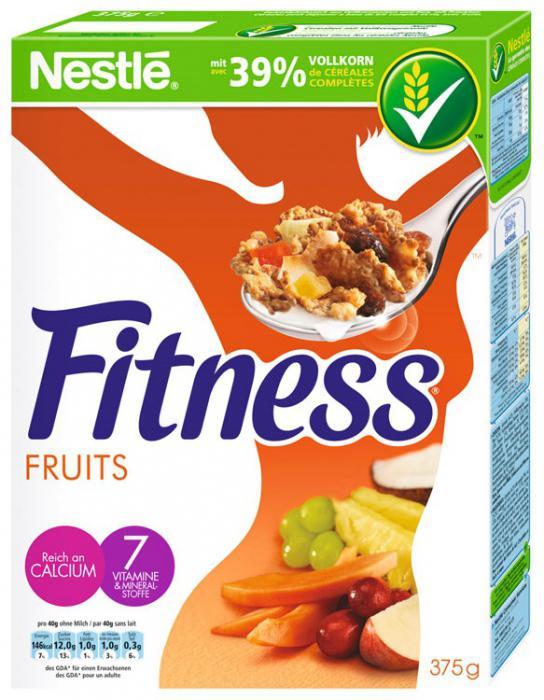 recensioni di cereali nestle fitness