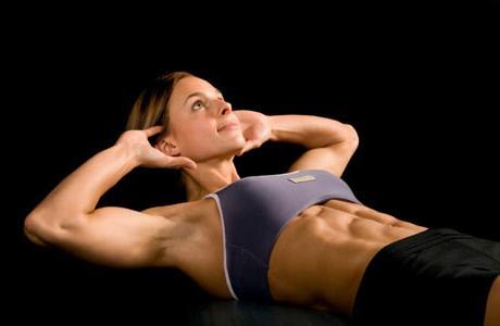 jak zrobić płaski brzuch