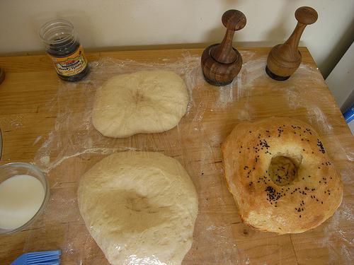 Uzbecký dort doma