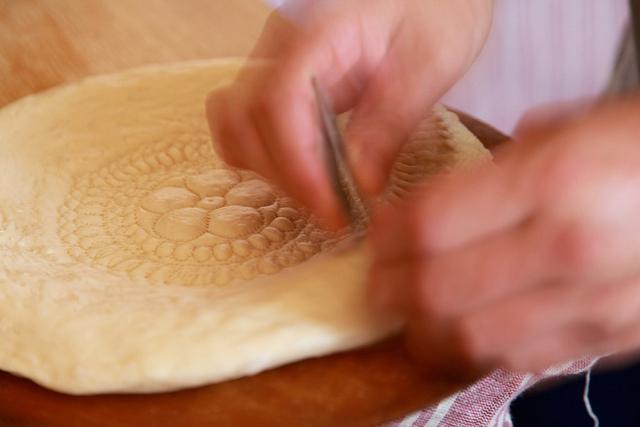 jak vyrobit uzbek flatbread