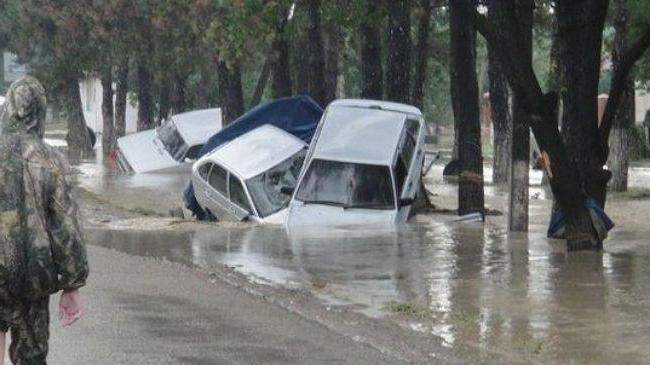 Най-големите наводнения в Русия