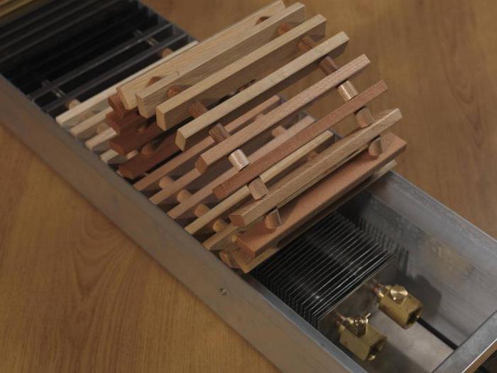 конвектори за подово отопление