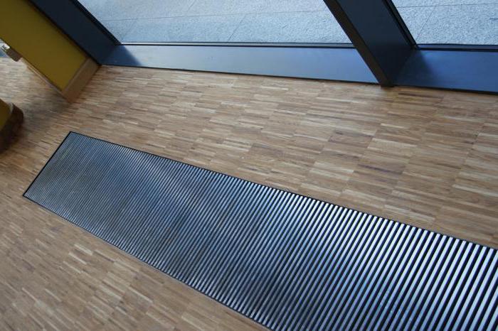 монтирани на пода конвектори varmann