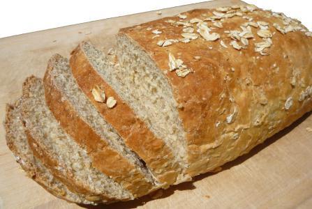 Kruh od zobene kaše