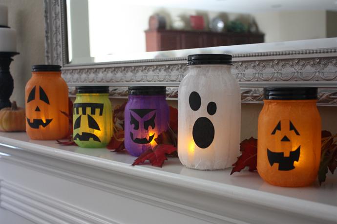 arredamento divertente per halloween