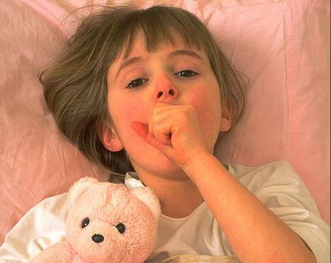 polmonite focale nei bambini