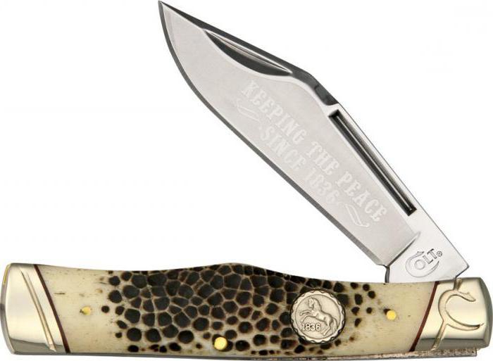 składane noże